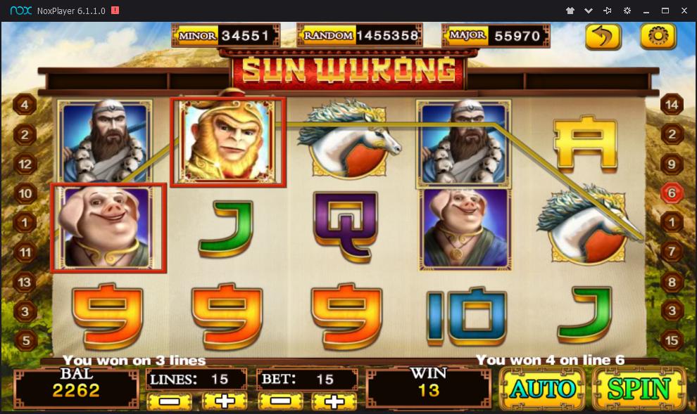Live22 casino test id Casino - 2019